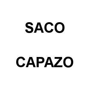Saco Capazo